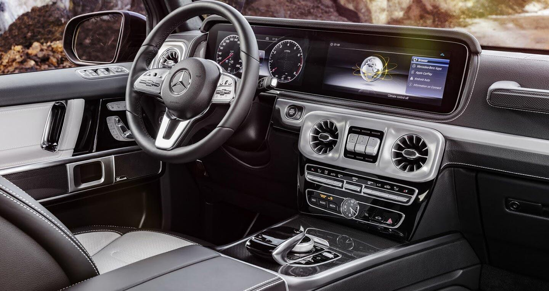 Ảnh chi tiết Mercedes-Benz G-Class 2019 - Hình 6