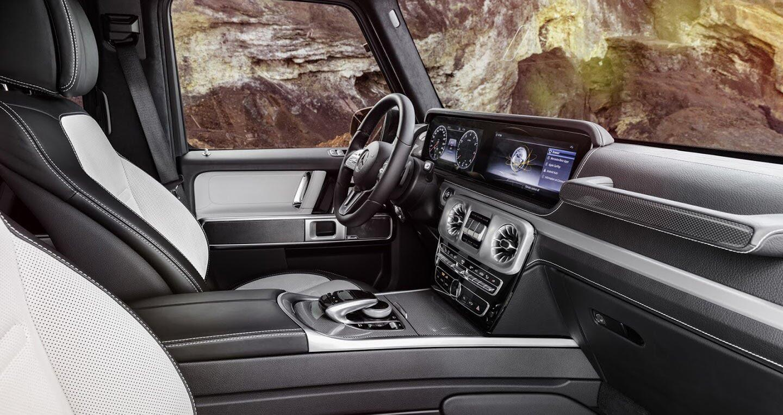 Ảnh chi tiết Mercedes-Benz G-Class 2019 - Hình 7