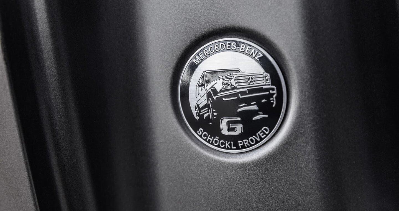 Ảnh chi tiết Mercedes-Benz G-Class 2019 - Hình 9