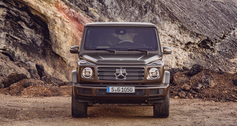 Ảnh chi tiết Mercedes-Benz G-Class 2019 - Hình 10