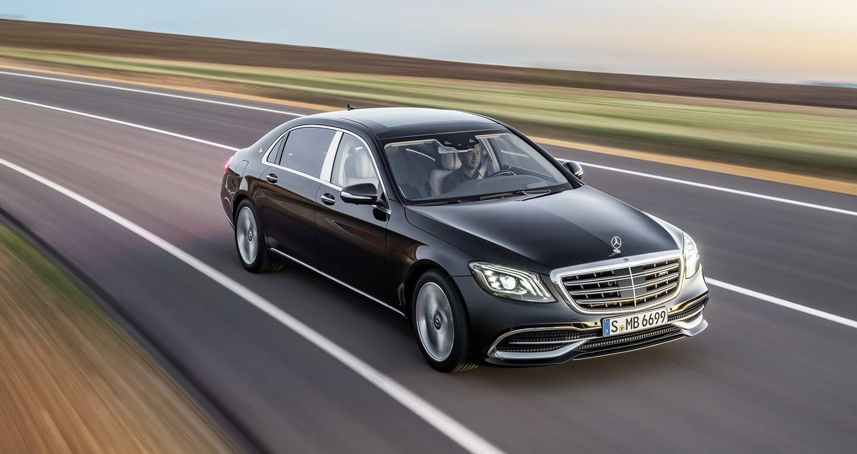 Ảnh chi tiết Mercedes-Benz S-Class 2018 - Hình 1