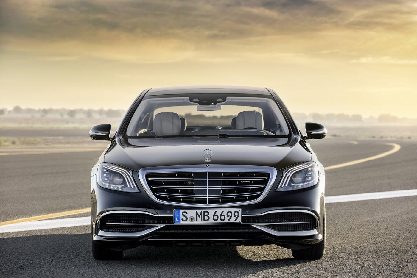 Ảnh chi tiết Mercedes-Benz S-Class 2018 - Hình 9