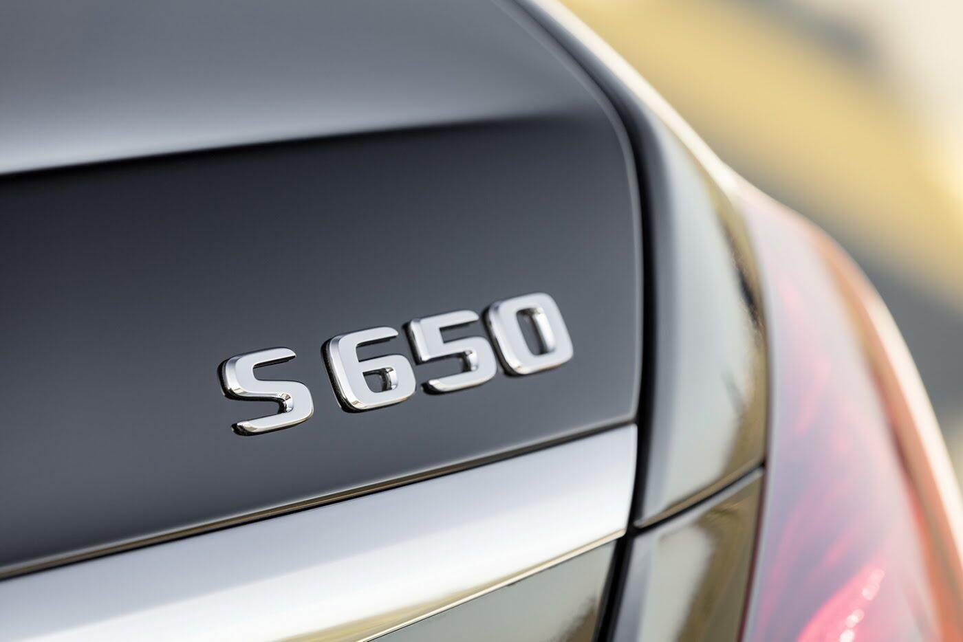 Ảnh chi tiết Mercedes-Benz S-Class 2018 - Hình 12