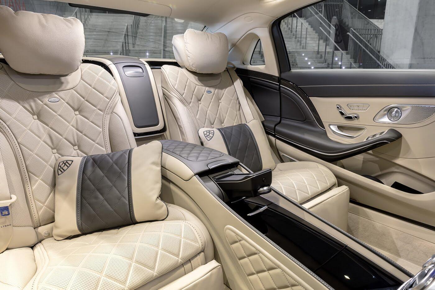 Ảnh chi tiết Mercedes-Benz S-Class 2018 - Hình 16