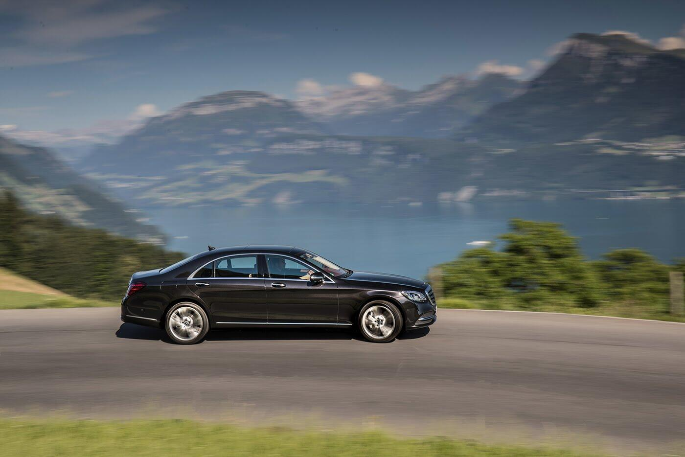 Ảnh chi tiết Mercedes-Benz S-Class 2018 - Hình 18