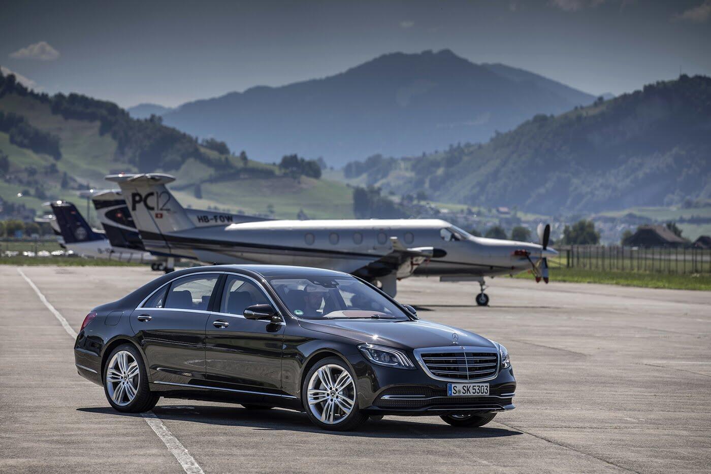 Ảnh chi tiết Mercedes-Benz S-Class 2018 - Hình 20
