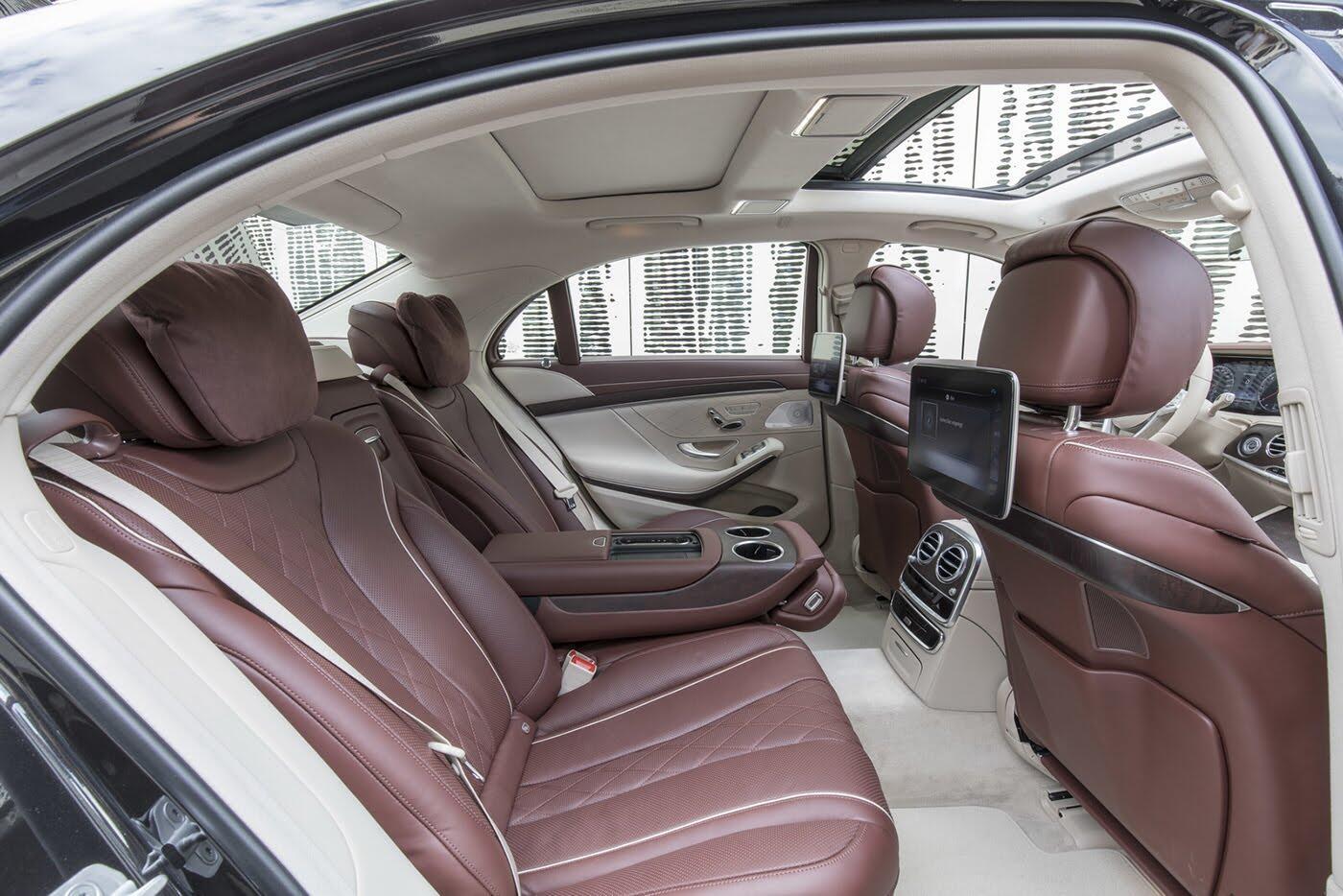 Ảnh chi tiết Mercedes-Benz S-Class 2018 - Hình 24