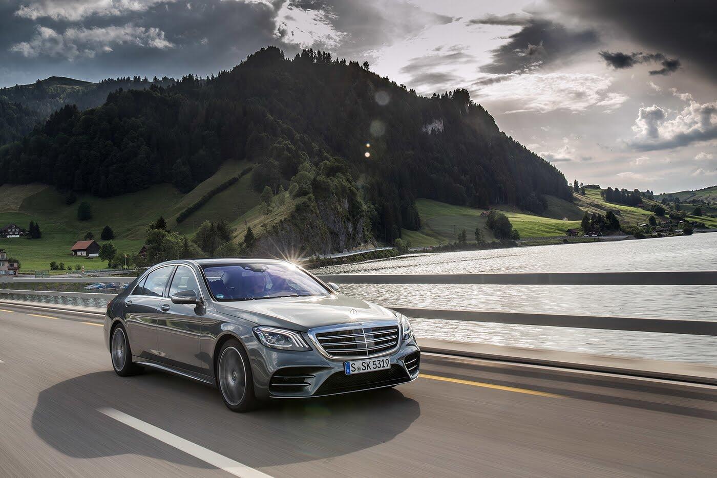 Ảnh chi tiết Mercedes-Benz S-Class 2018 - Hình 26
