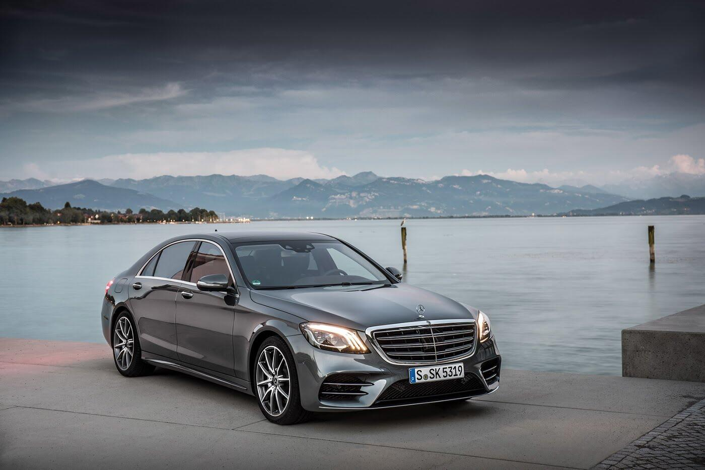Ảnh chi tiết Mercedes-Benz S-Class 2018 - Hình 28