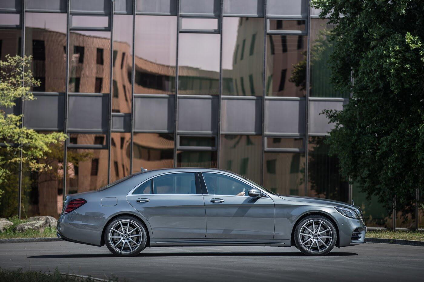 Ảnh chi tiết Mercedes-Benz S-Class 2018 - Hình 29