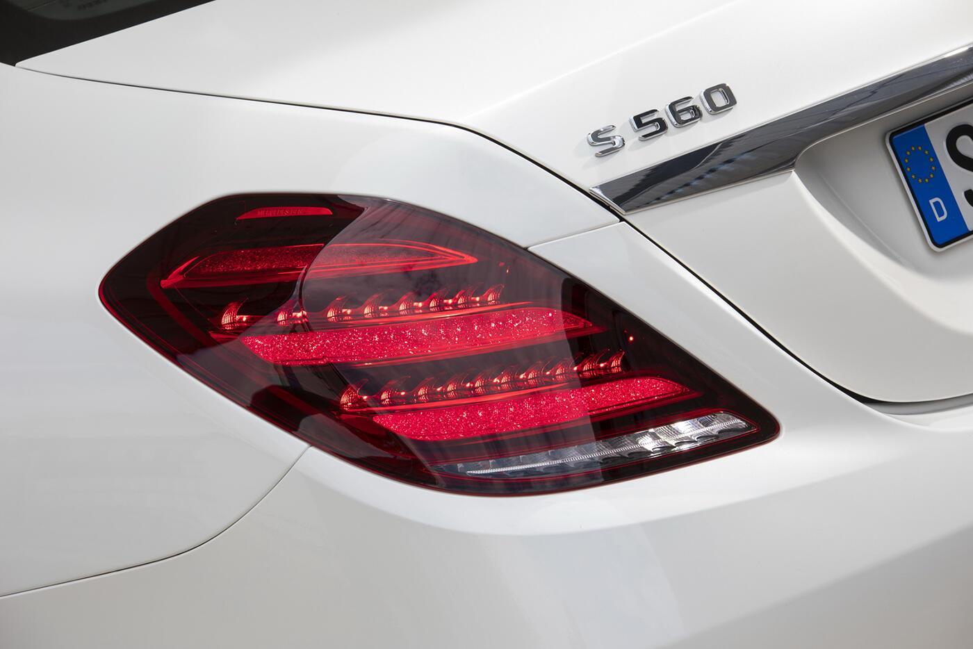 Ảnh chi tiết Mercedes-Benz S-Class 2018 - Hình 34