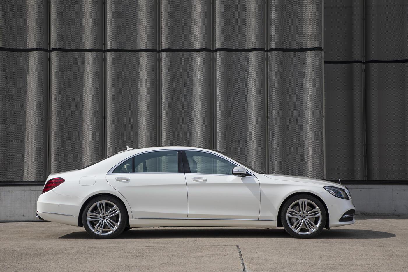 Ảnh chi tiết Mercedes-Benz S-Class 2018 - Hình 35