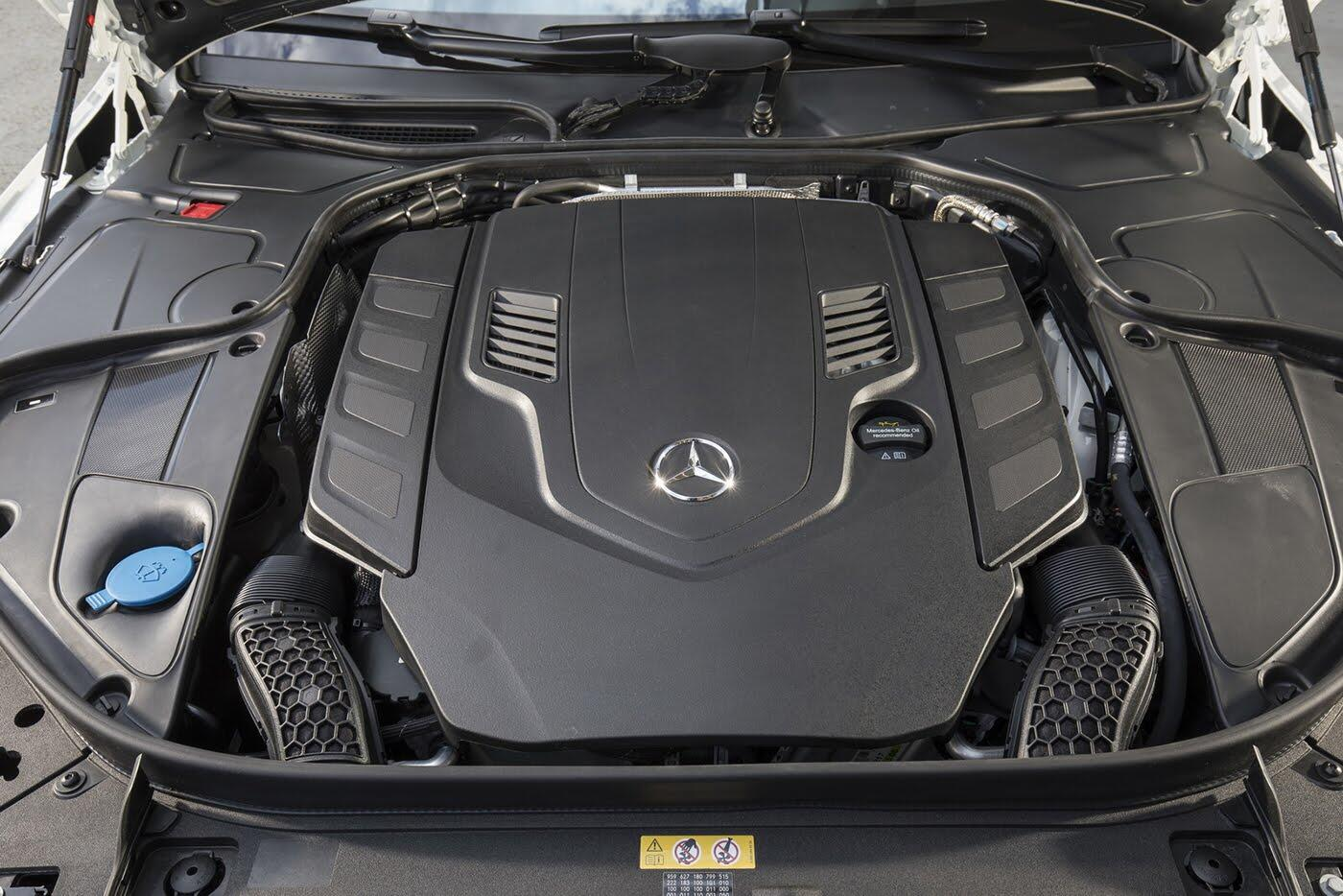 Ảnh chi tiết Mercedes-Benz S-Class 2018 - Hình 37