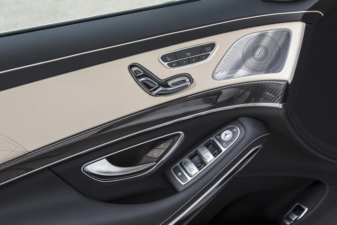 Ảnh chi tiết Mercedes-Benz S-Class 2018 - Hình 38