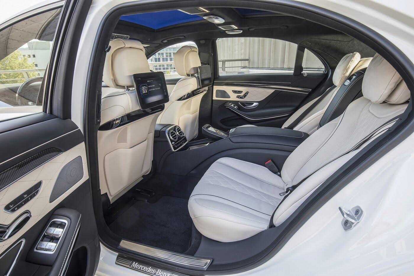 Ảnh chi tiết Mercedes-Benz S-Class 2018 - Hình 41