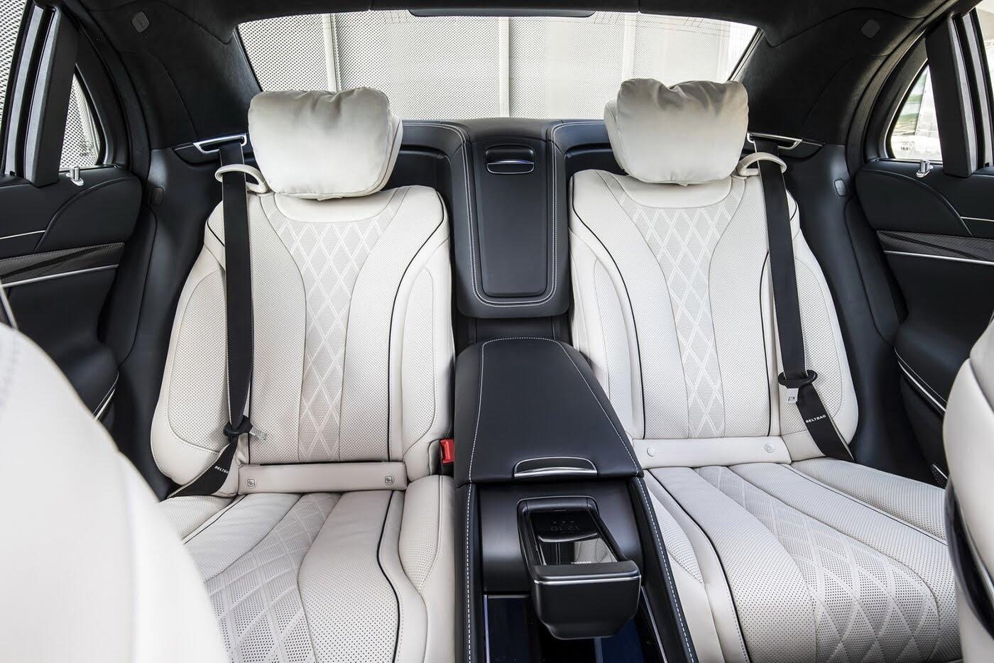 Ảnh chi tiết Mercedes-Benz S-Class 2018 - Hình 42