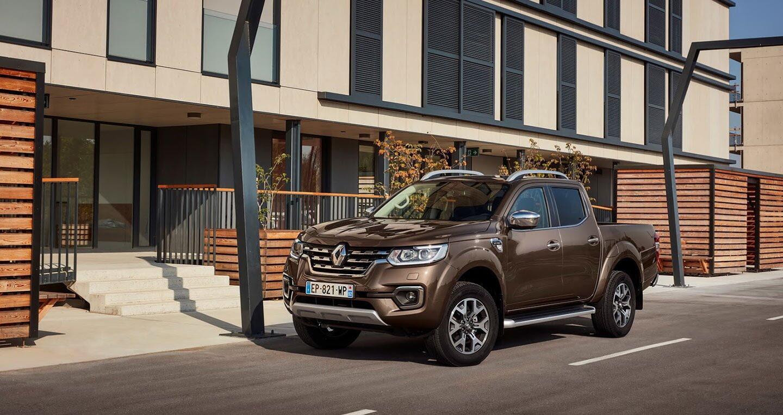 Ảnh chi tiết Renault Alaskan - Hình 4