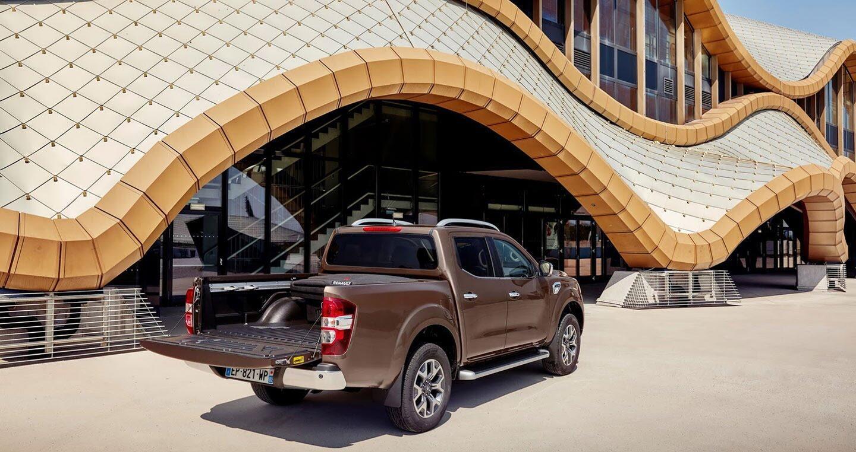 Ảnh chi tiết Renault Alaskan - Hình 6