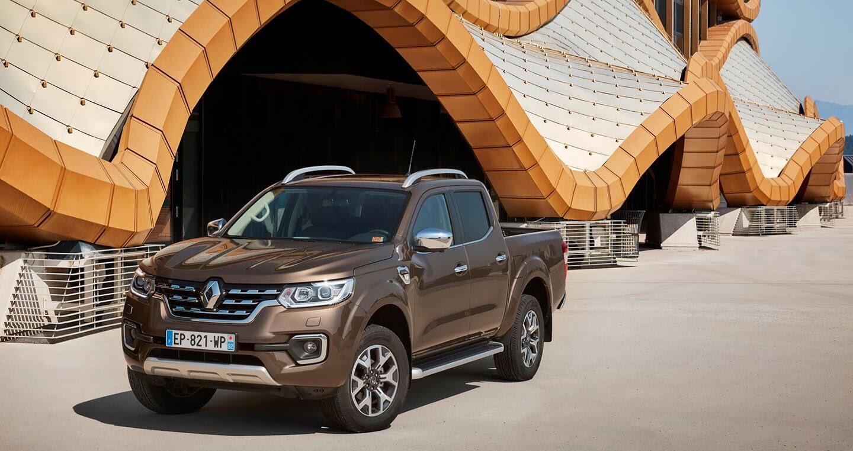 Ảnh chi tiết Renault Alaskan - Hình 7