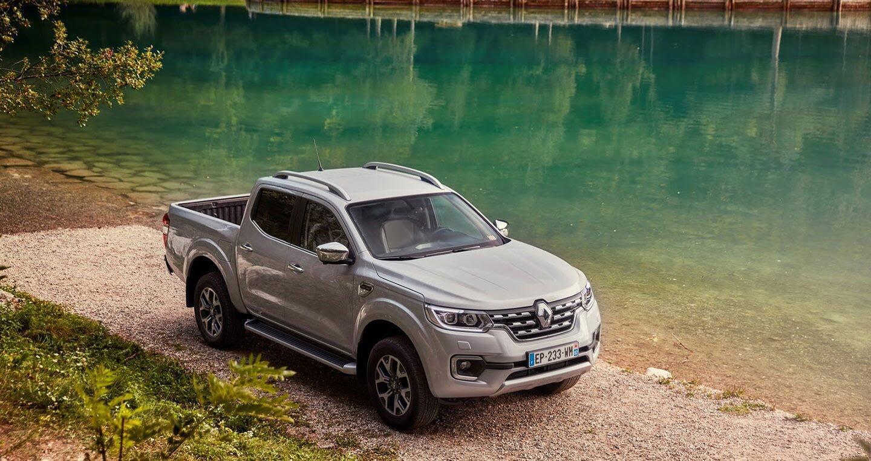 Ảnh chi tiết Renault Alaskan - Hình 8