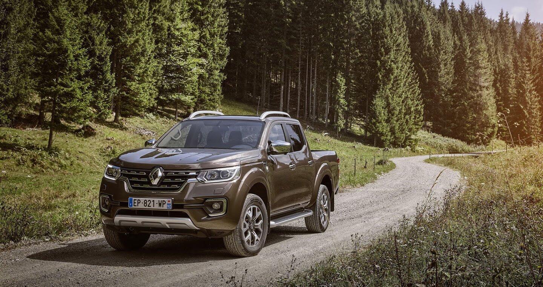 Ảnh chi tiết Renault Alaskan - Hình 10