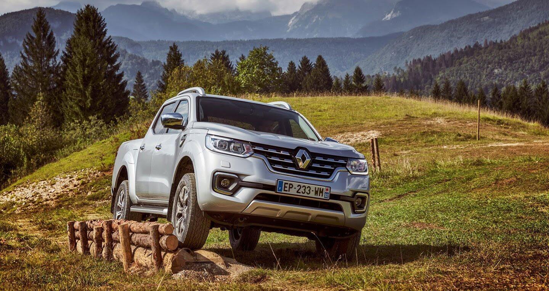 Ảnh chi tiết Renault Alaskan - Hình 12