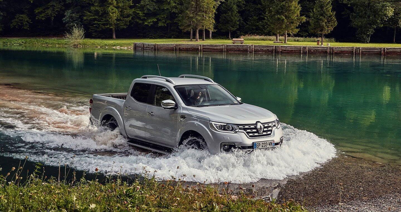 Ảnh chi tiết Renault Alaskan - Hình 13
