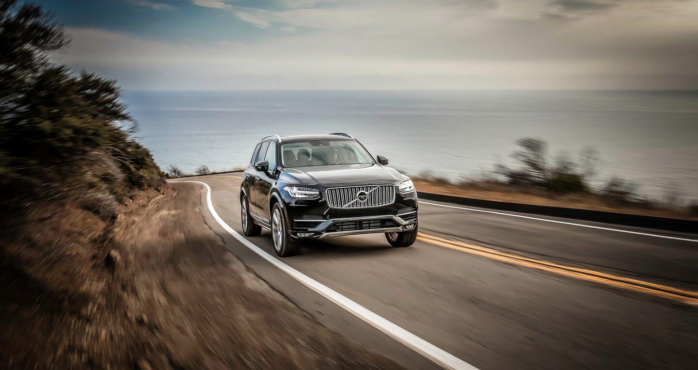 Ảnh chi tiết Volvo XC90 2018 - Hình 3