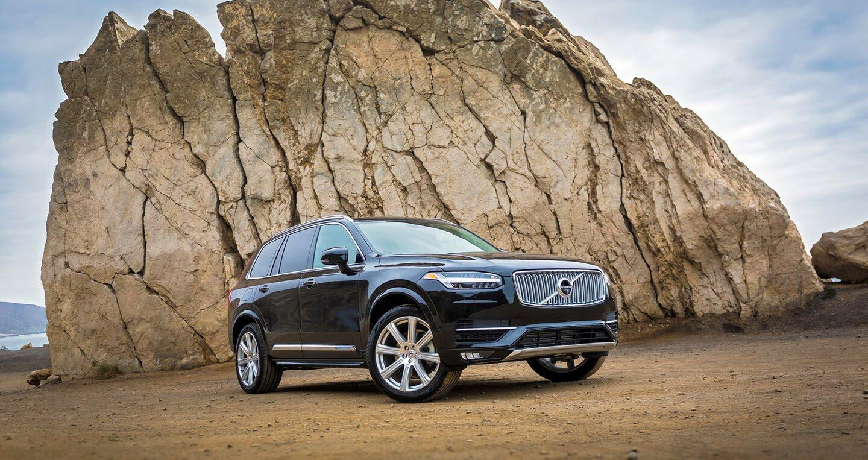 Ảnh chi tiết Volvo XC90 2018 - Hình 4