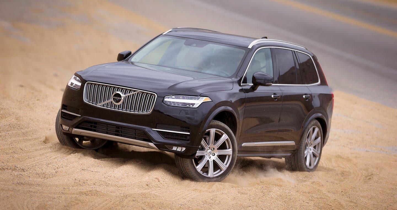 Ảnh chi tiết Volvo XC90 2018 - Hình 6