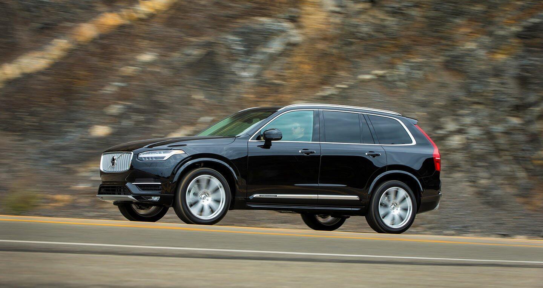 Ảnh chi tiết Volvo XC90 2018 - Hình 7