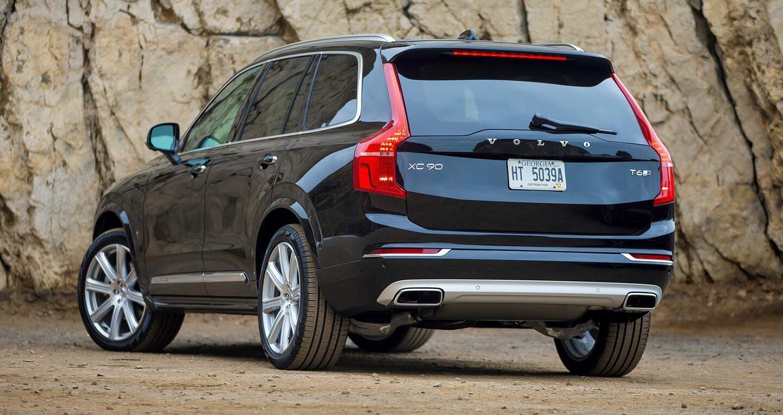 Ảnh chi tiết Volvo XC90 2018 - Hình 9