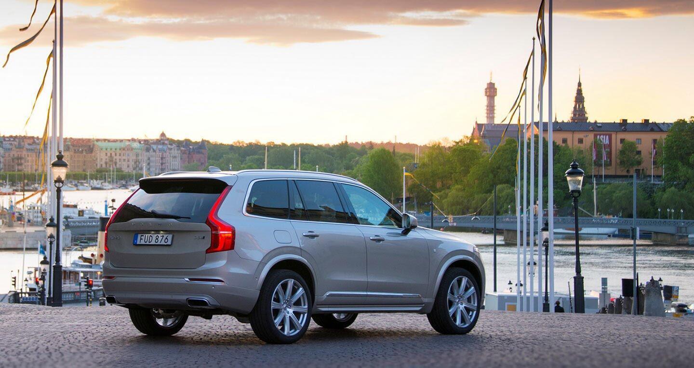 Ảnh chi tiết Volvo XC90 2018 - Hình 10