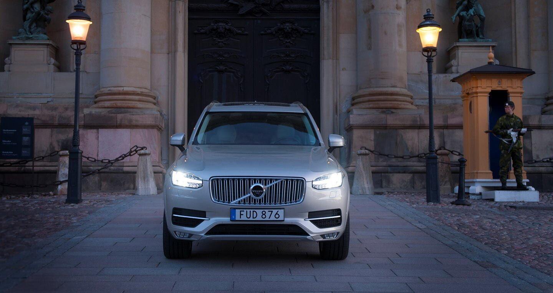 Ảnh chi tiết Volvo XC90 2018 - Hình 11