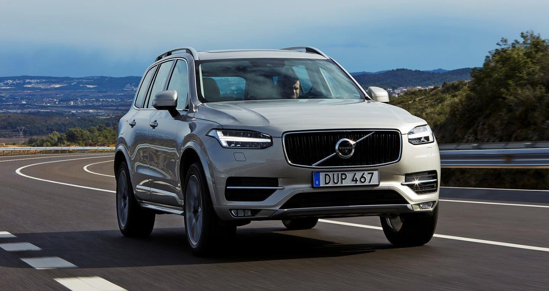 Ảnh chi tiết Volvo XC90 2018 - Hình 12