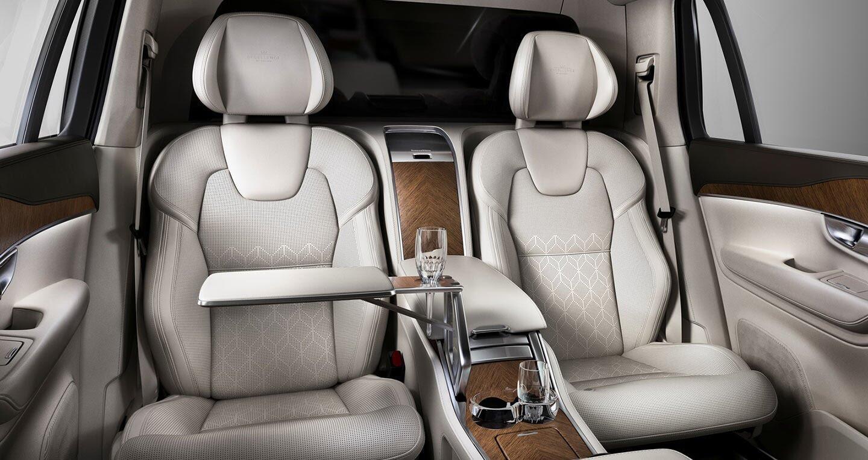 Ảnh chi tiết Volvo XC90 2018 - Hình 14