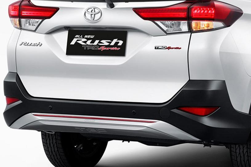 Ảnh chi tiết xe 7 chỗ giá rẻ Toyota Rush 2018 - Hình 1