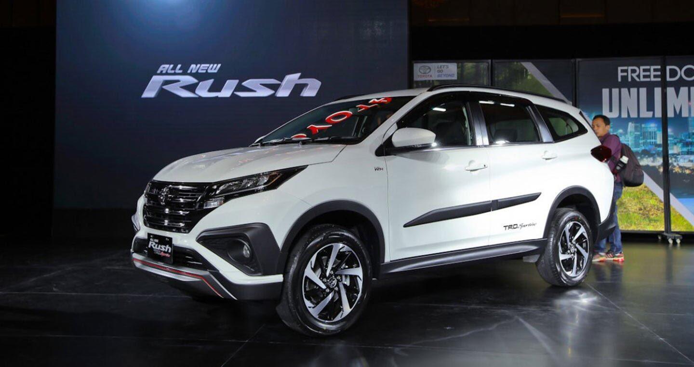 Ảnh chi tiết xe 7 chỗ giá rẻ Toyota Rush 2018 - Hình 11