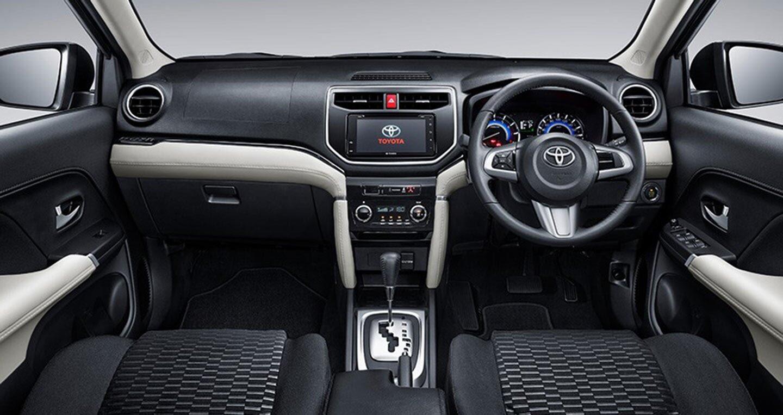 Ảnh chi tiết xe 7 chỗ giá rẻ Toyota Rush 2018 - Hình 5