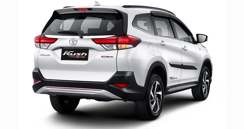 Ảnh chi tiết xe 7 chỗ giá rẻ Toyota Rush 2018 - Hình 7