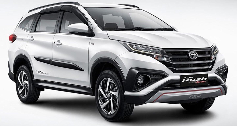 Ảnh chi tiết xe 7 chỗ giá rẻ Toyota Rush 2018 - Hình 8