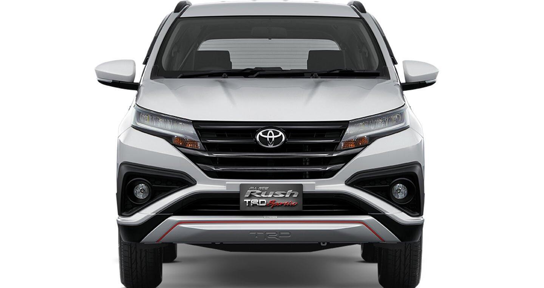 Ảnh chi tiết xe 7 chỗ giá rẻ Toyota Rush 2018 - Hình 9