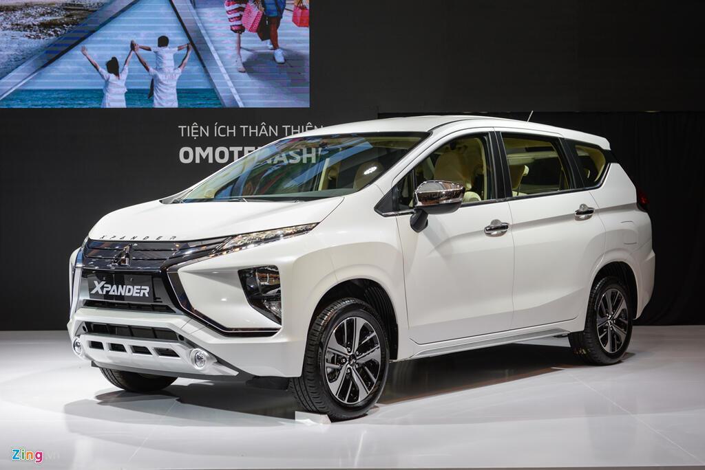 Ảnh Mitsubishi Xpander: Giá tốt, thiết kế đẹp, động cơ nhỏ - Hình 1