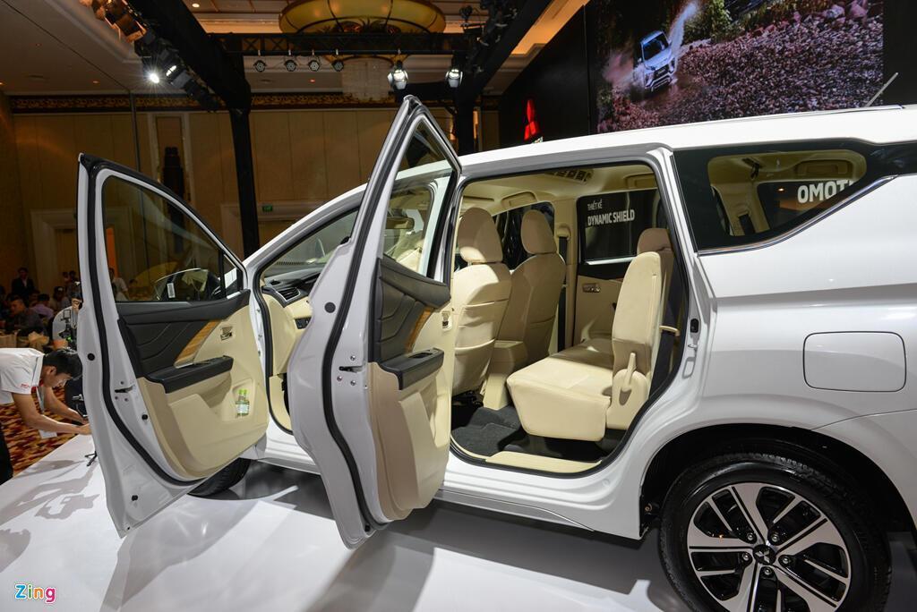 Ảnh Mitsubishi Xpander: Giá tốt, thiết kế đẹp, động cơ nhỏ - Hình 11