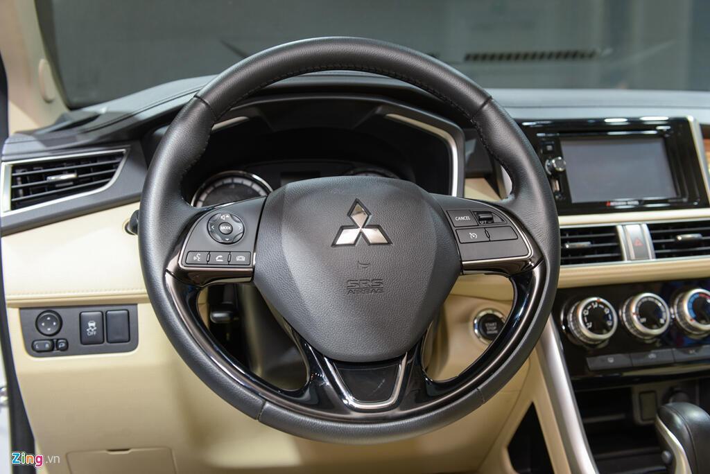 Ảnh Mitsubishi Xpander: Giá tốt, thiết kế đẹp, động cơ nhỏ - Hình 13