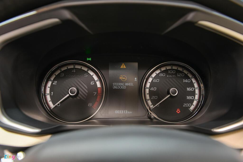 Ảnh Mitsubishi Xpander: Giá tốt, thiết kế đẹp, động cơ nhỏ - Hình 14