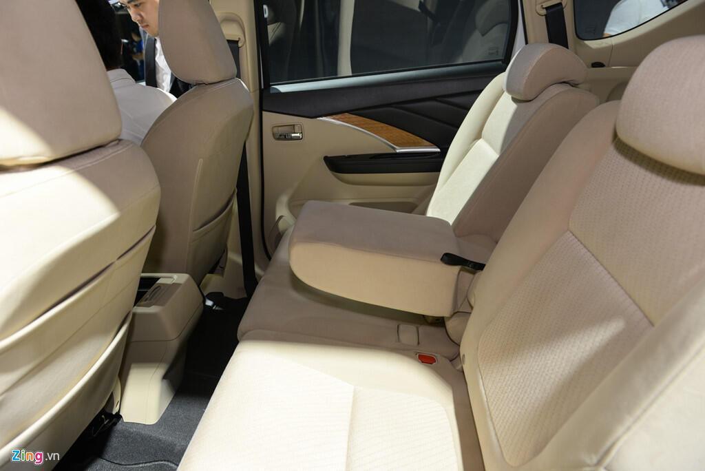 Ảnh Mitsubishi Xpander: Giá tốt, thiết kế đẹp, động cơ nhỏ - Hình 15
