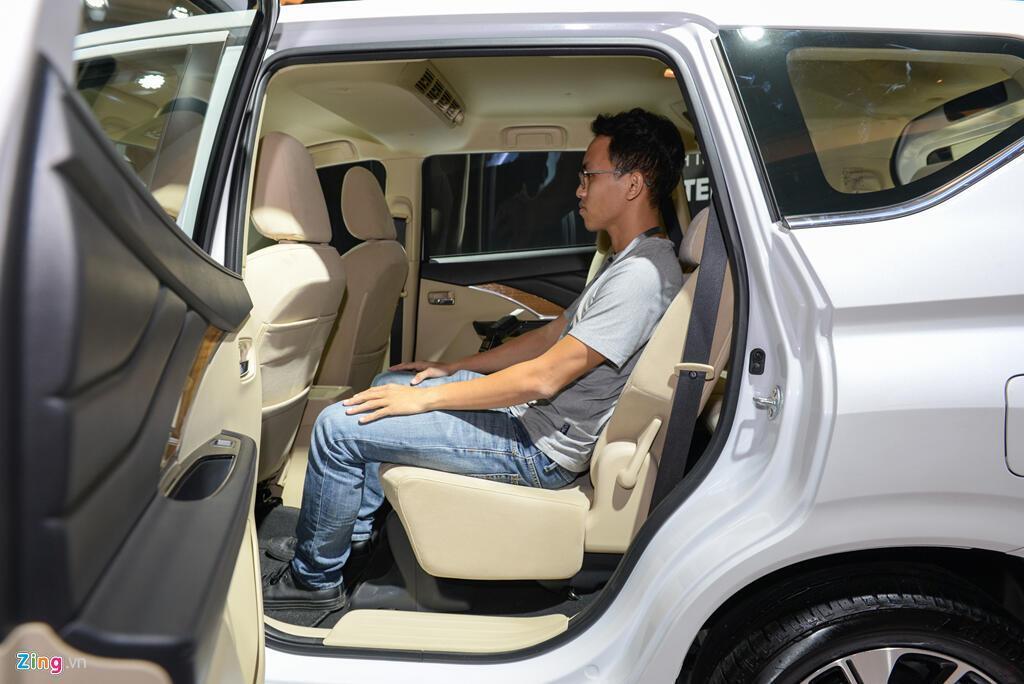 Ảnh Mitsubishi Xpander: Giá tốt, thiết kế đẹp, động cơ nhỏ - Hình 16