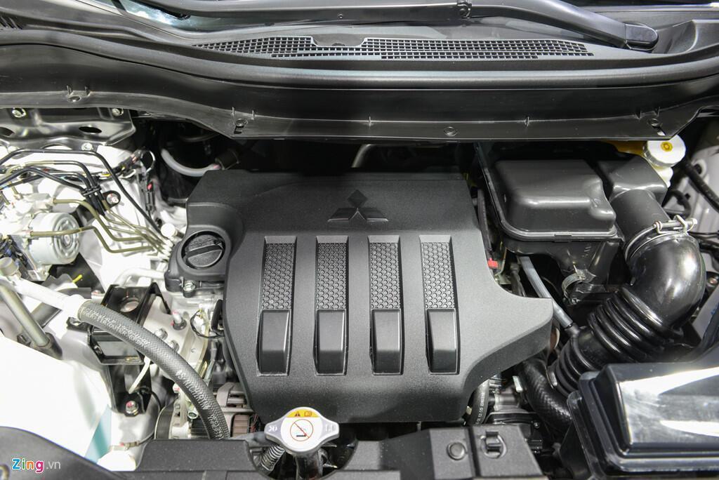 Ảnh Mitsubishi Xpander: Giá tốt, thiết kế đẹp, động cơ nhỏ - Hình 19
