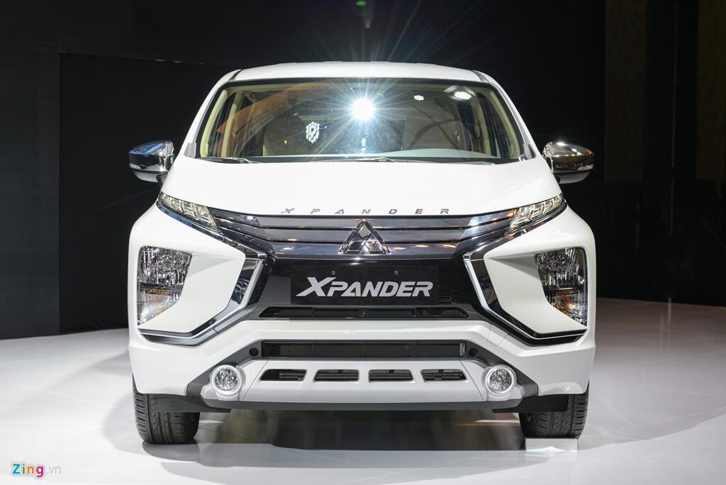 Ảnh Mitsubishi Xpander: Giá tốt, thiết kế đẹp, động cơ nhỏ - Hình 2
